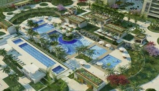 Reserva do Parque piscina 1